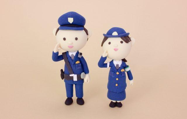 警察官の手信号。意外と知らない〇〇の意味